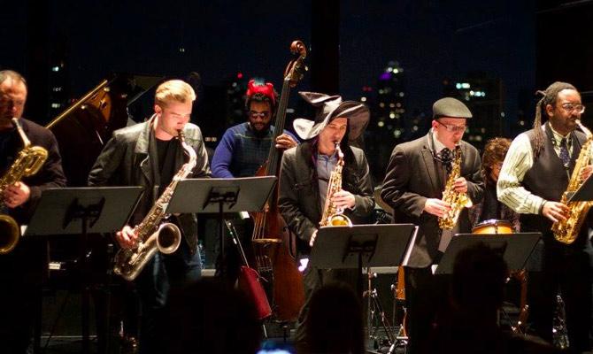 Flagship jazz band